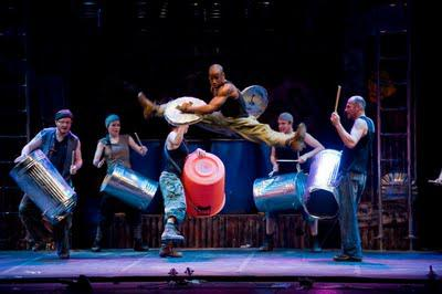 International theatrical sensation Stomp in Manila for 8 shows only