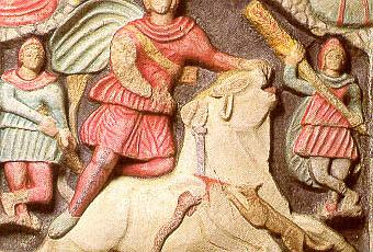 mithraism and christianity differences