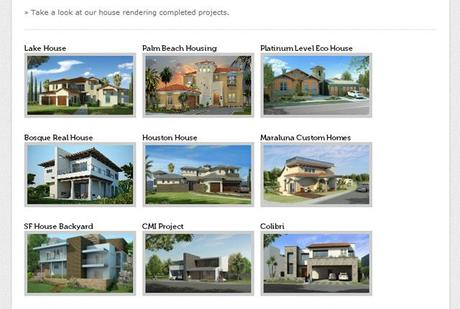 Residential Architectural Renderings