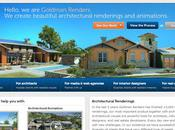 Goldman Renderings Launches Website with Savy Rendering Prices