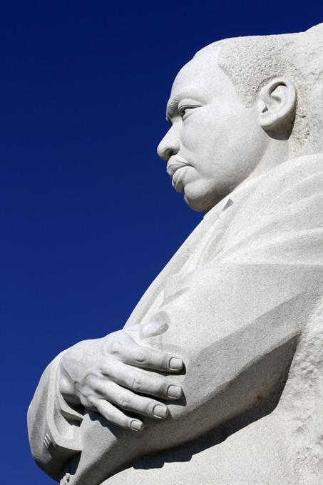 Martin Luther King Sculpture Photography 9