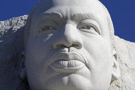 Martin Luther King Sculpture Photography 2
