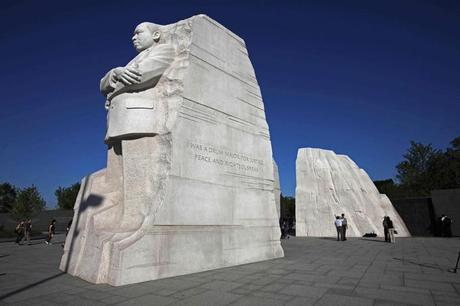 Martin Luther King Sculpture Photography 8