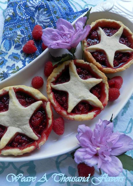 Raspberry crush tarts -01