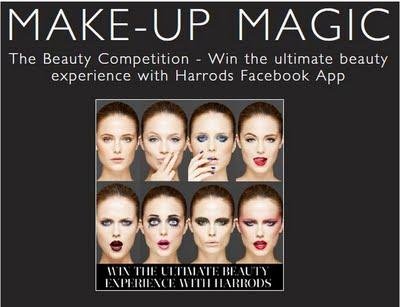 Harrods Facebook 'Makeover' Competition!