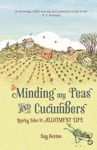 "Book Review:  ""Minding my Peas and Cucumbers"""