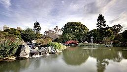 Japanese Garden Our top 5 parks and green spaces in Buenos Aires