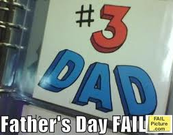 The Non-Fathers Day that was