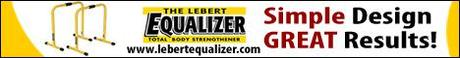 The Lebert Equalizer Total Body Strengthener