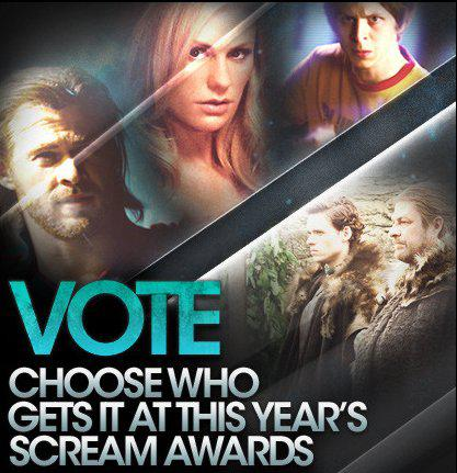 True Blood Nominated in the 2011 Scream Awards