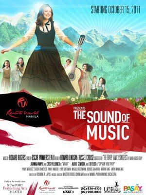 First look: Resorts World Manila's The Sound of Music, opening Oct. 15