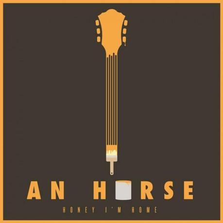 ANHORSE 550x550 AN HORSE ACOUSTIC SESSIONS [HONEY IM HOME SESSION]
