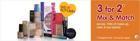 Boots Code - £10 Off £80 Spend!