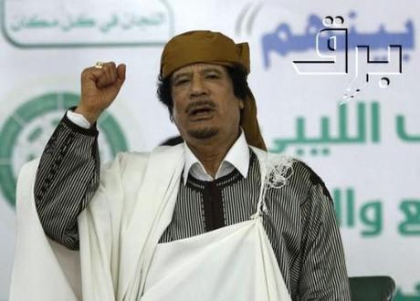 Now where's Gaddafi? The search continues