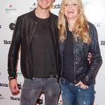 Alex and Kristin Blackbook Party Getty