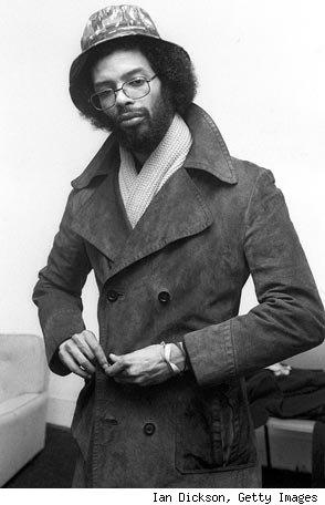 Poetry Legend of the Day Gil-Scott Heron