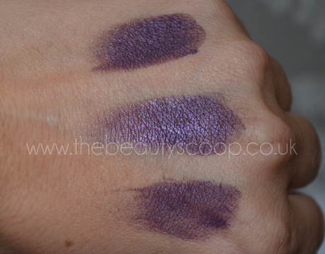 Bourjois Little Round Pot 'Intense' Shade 04 - Swatched!