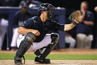 Catchers: Be sure to protect your hand