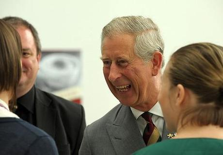 Prince Charles warns that mankind is endangered