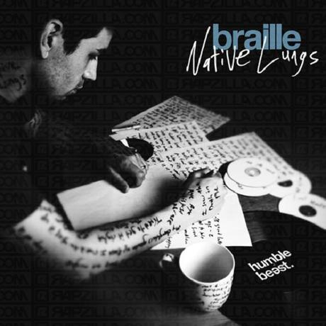 "NEW ALBUM: Braille (@braillehiphop) | ""Native Lungs"" (Download) // ""Feel It"" (Video)"