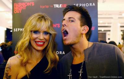 Kristin Bauer attends Fashion's Night Out at Sephora in New York