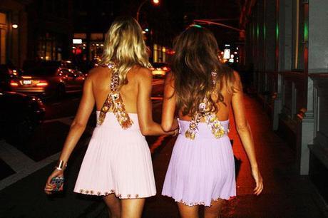 Fashion's Night Out, Rookie, Destination Kors