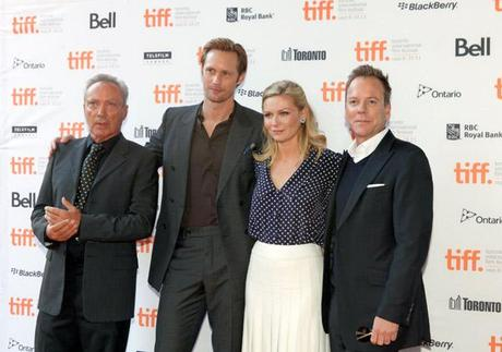 Video from Q&A; of Melancholia Premiere with Alexander Skarsgård