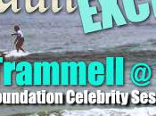 Vault Exclusive Trammell Surfrider Celebrity Session
