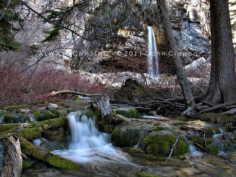 2011 - April 27th - Hanging Lake, Spouting Rock & Dead Horse Creek, White River National Forest