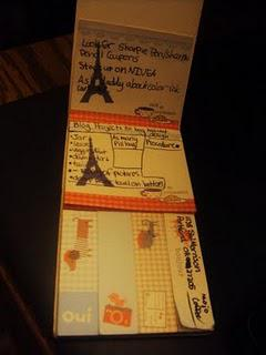 Paris Sticky Notes From Galison NY