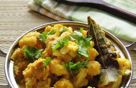 Shahi Cauliflower(Gobi) Kurma