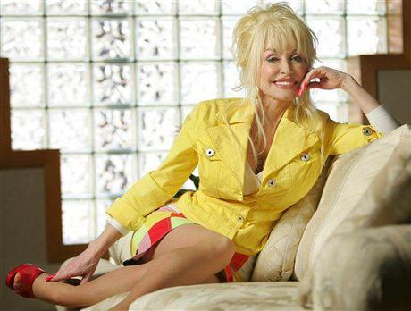 Dolly Parton's seven lessons on creativity