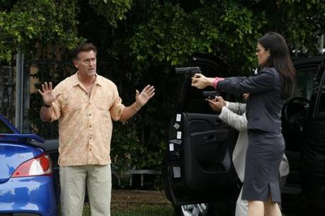 "Review #3001: Burn Notice 5.12: ""Dead to Right"""