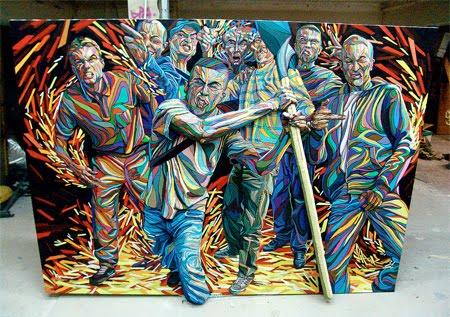 Amazing 3d Painting 5