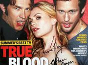 Entertainment Weekly Auction Quickie Signed Anna Paquin Stephen Moyer