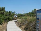 Path Fire Island Lighthouse