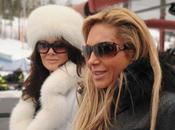 Real Housewives Beverly Hills: Beaver Creek Bust! It's Snow Bunny Spend Money Road Trip.
