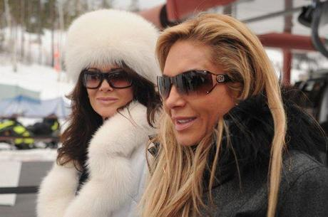 The Real Housewives Of Beverly Hills: Beaver Creek Or Bust! It's The Snow Bunny Spend His Money Road Trip.