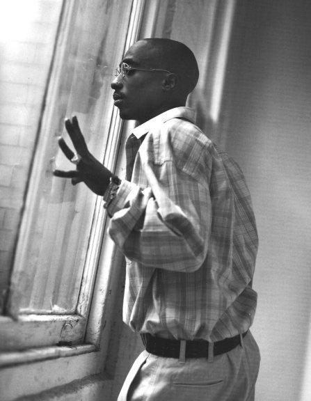 Famous Poet of the Day: Tupac
