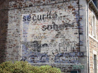 Ghost signs (64): sobriety