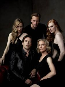 True Blood vampires by HBO