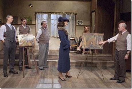 Pitmen Painters - Timeline Theatre 2