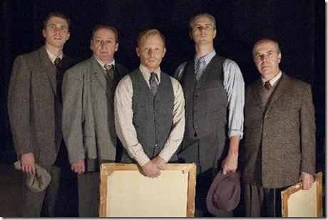 Pitmen Painters - Timeline Theatre 3