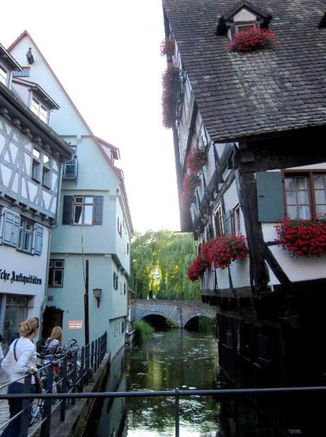 One of my favorite cities from my European backpacking trip - Germany's charming Ulm