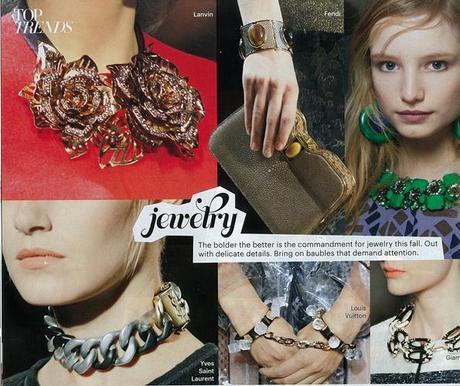 jewelryJust in Case You Missed: Key Fashion Highlights from the Runway