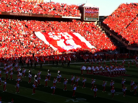 Obsessed and Displaced: The Travel of a Homeward Bound Husker