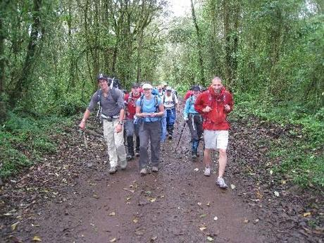 Alan Arnette's Kilimanjaro Climb Begins