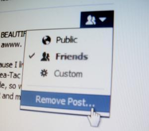 """My Love Affair With the """"delete"""" Button"""