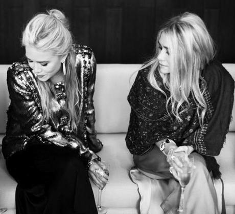 fashionchalet:  Mary-Kate Olsen, Ashley Olsen, CFDA...