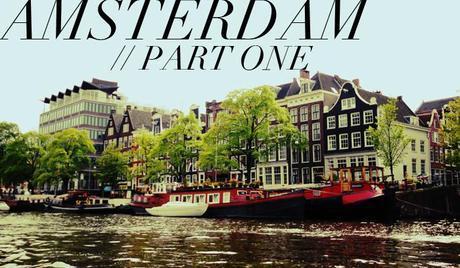 dayonTYPE AMSTERDAM // DAY ONE